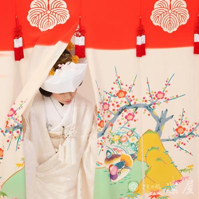 花嫁のれん写真1