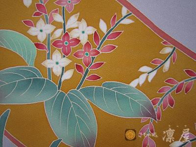 加賀友禅 花嫁のれん20-3