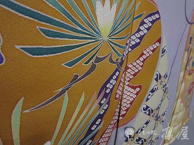 加賀友禅 花嫁のれん20-7