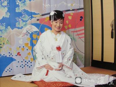 加賀友禅 花嫁のれん18-9
