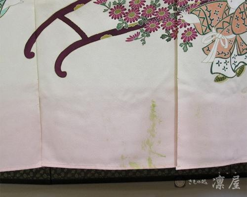 花嫁のれんしみ抜き写真3