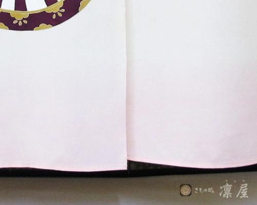花嫁のれんしみ抜き写真8