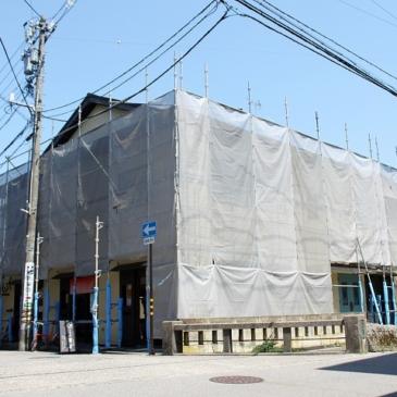 <金沢店より> 建物の外壁塗装工事のお知らせ