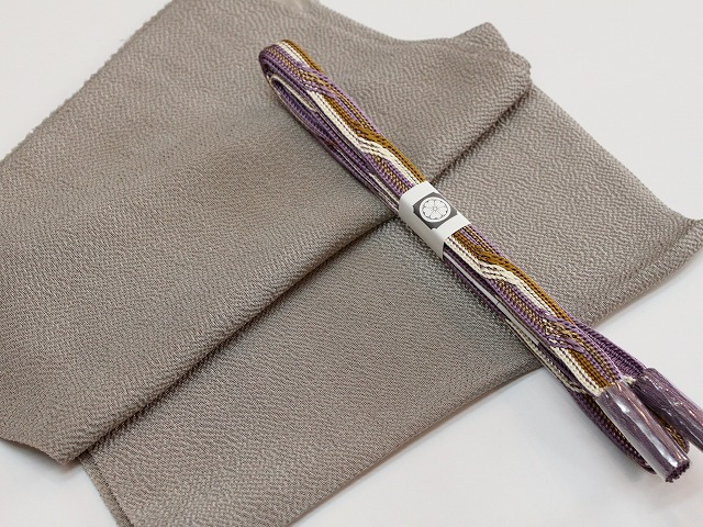きものコーデ 帯〆帯揚げ 衿秀