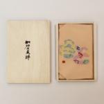 別誂え 加賀友禅袱紗(ふくさ)『お作法袱紗』世界にひとつのオリジナル