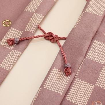 羽織の季節 羽織紐で帯周りのおしゃれを♪